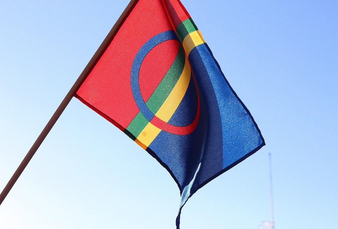 Det samiske flagget