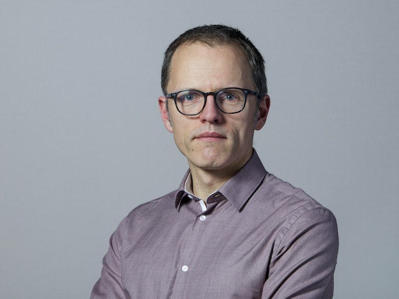 Generalsekretær i Frivillighet Norge Stian Slotterøy Johnsen