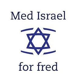 MIFF - Med Israel for Fred logo