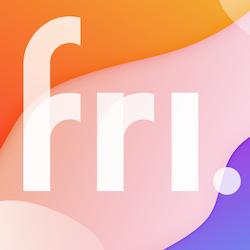 FRI - Foreningen for kjønns- og seksualitetsmangfold logo