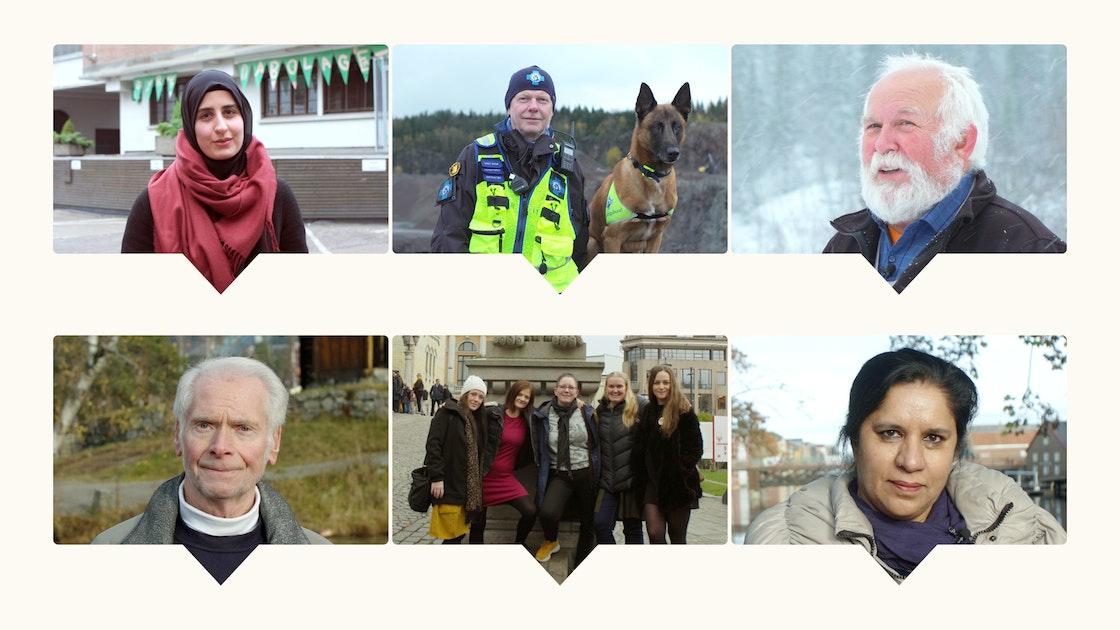 Seks finalister til Frivillighetsprisen 2019