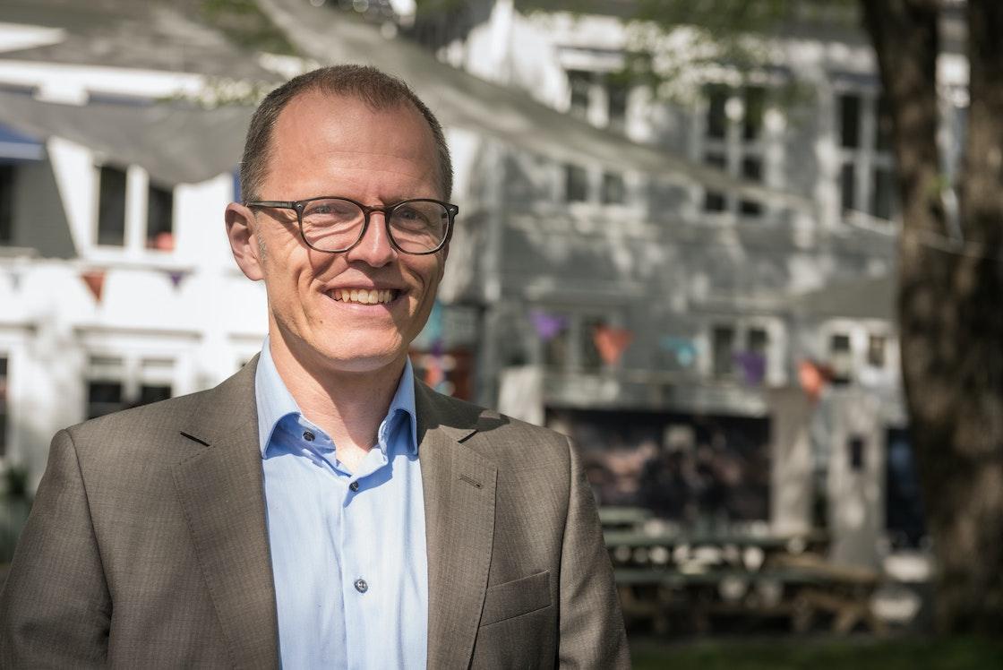 Stian Slotterøy Johnsen, generalsekretær i Frivillighet Norge