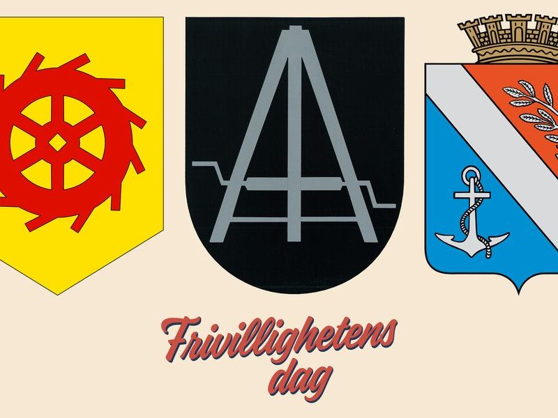Finalistene til Årets frivillighetskommune er Lørenskog kommune, Hå kommune og Porsgrunn kommune.