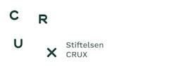 Stiftelsen CRUX Logo