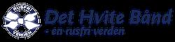 Det Hvite Bånd Logo