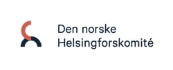 Den Norske Helsingforskomité logo