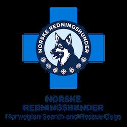 Norske Redningshunder Logo