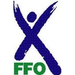 Funksjonshemmedes Fellesorganisasjon FFO logo