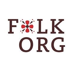 Folkemusikk og Folkedansorganisasjonen Logo