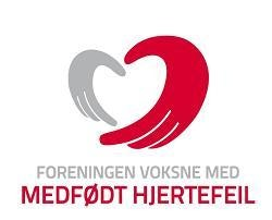 Voksne med medfødt hjertefeil logo