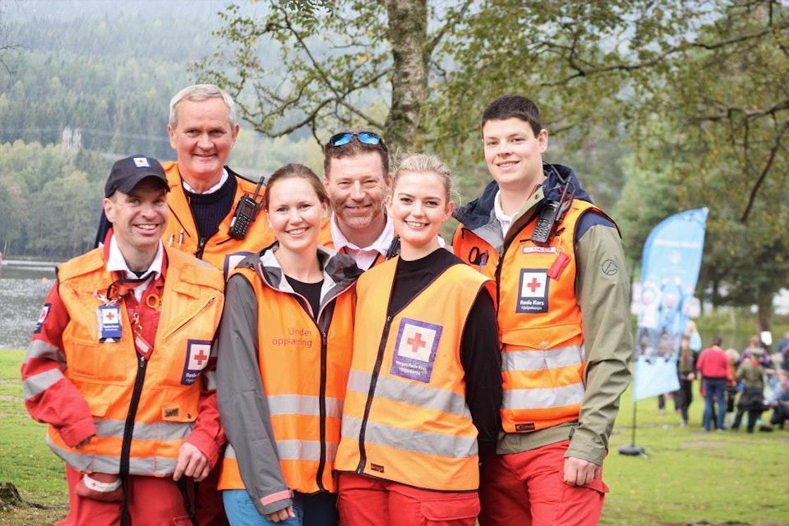 Bilde: Røde Kors er en av mange organisasjoner som mottar momskompensasjon.