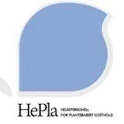 Helsepersonell for plantebasert kosthold logo