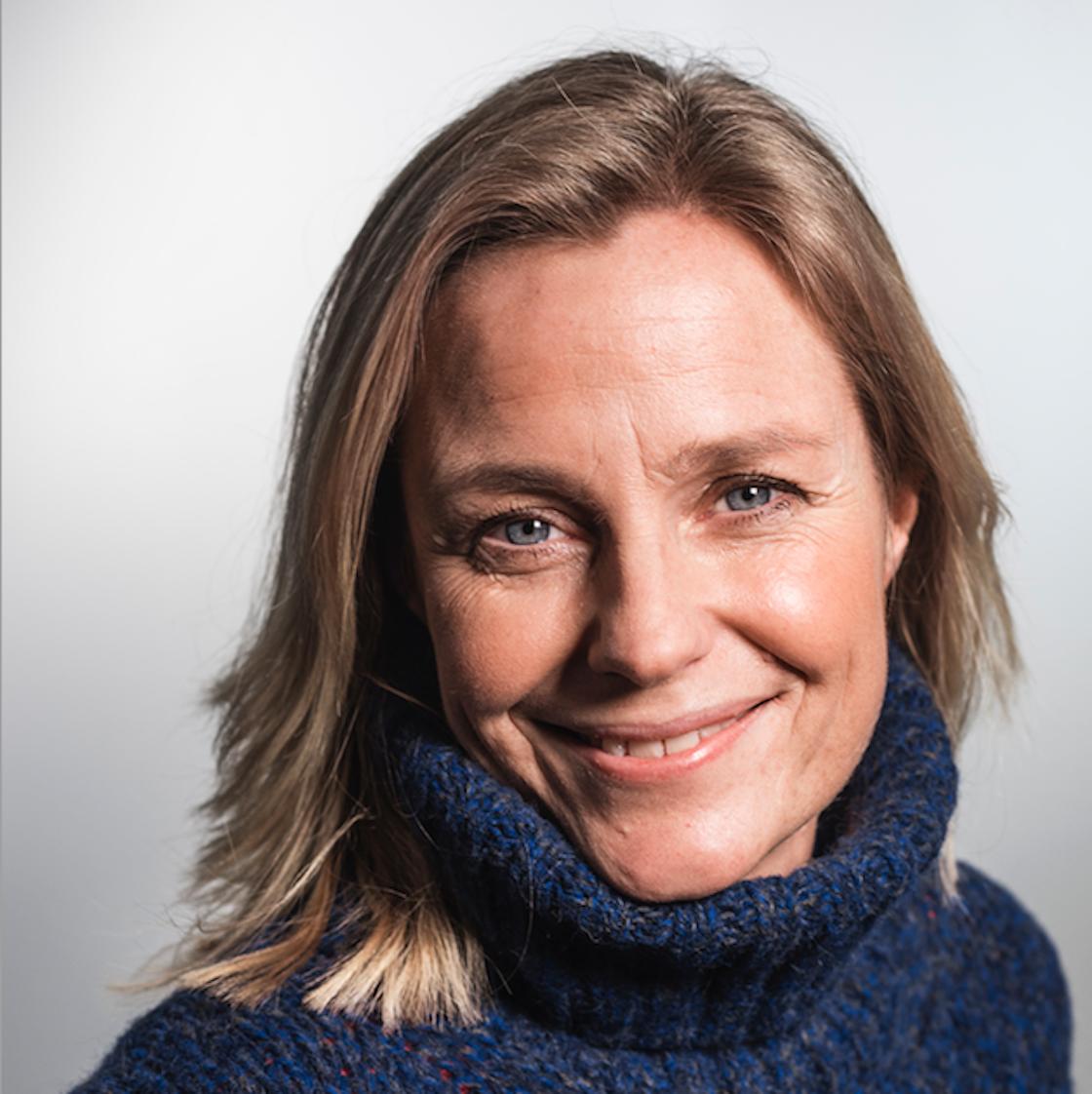 Solveig Kloppen leder en ny podkast om frivillighet i Norge.