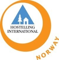 Hostelling International Norge logo