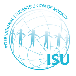 ISU International Students' Union of Norway logo