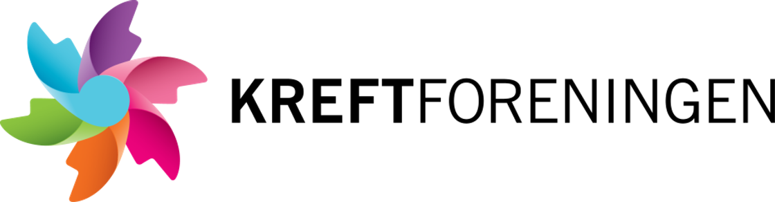 Kreftforeningen sin logo