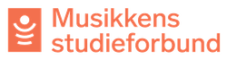 Musikkens studieforbund logo