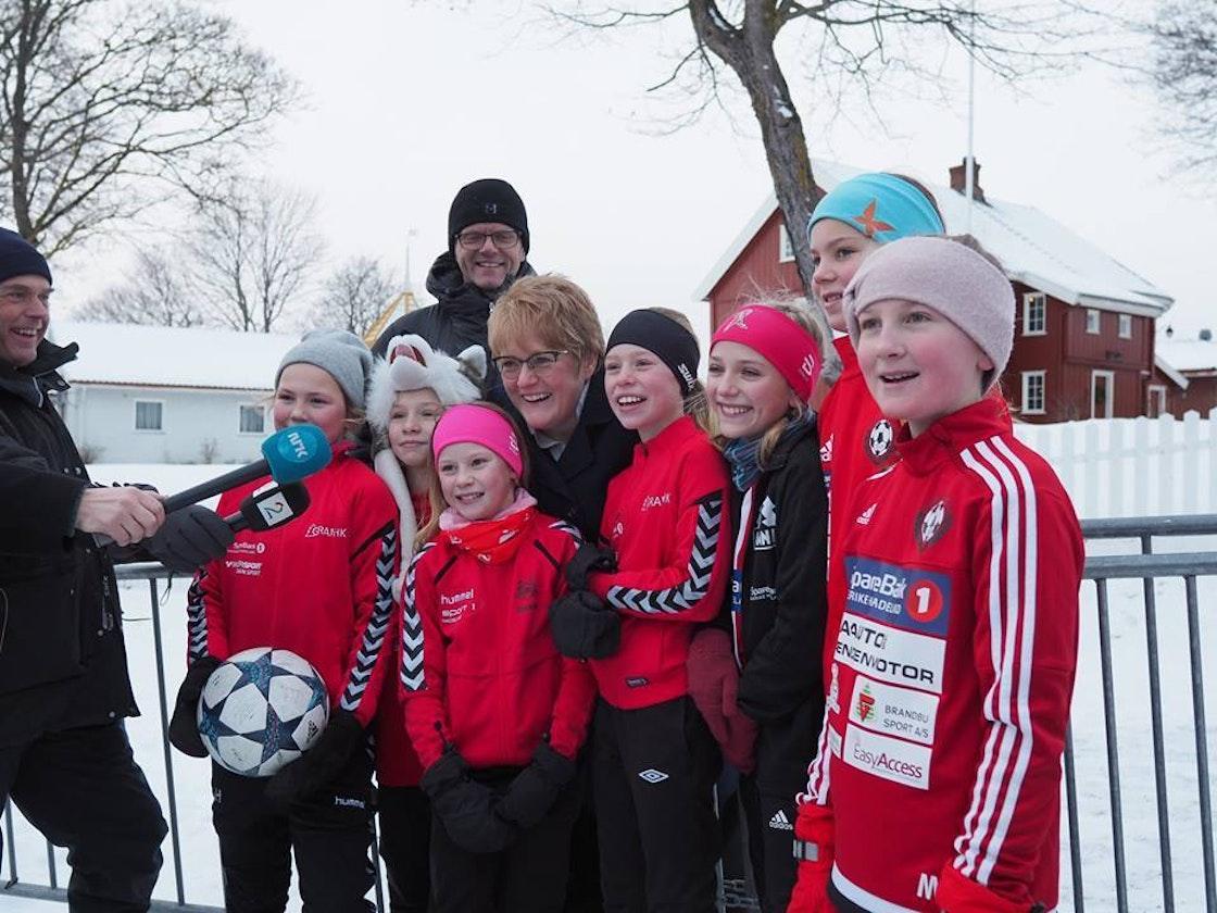 Hadeland kvinnefotball