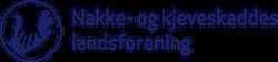 Nakke- og kjeveskaddes landsforening logo