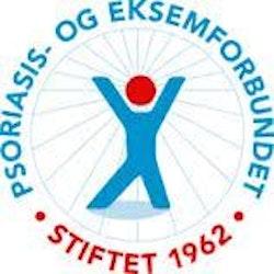 Psoriasis- og eksemforbundet logo