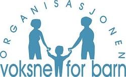 Organisasjonen Voksne for Barn Logo