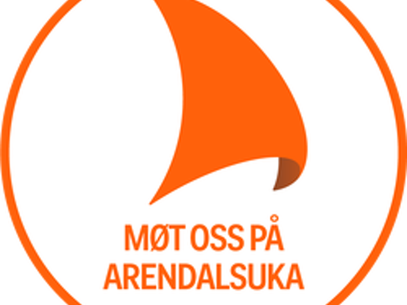 Arendalsuka arrangørlogo