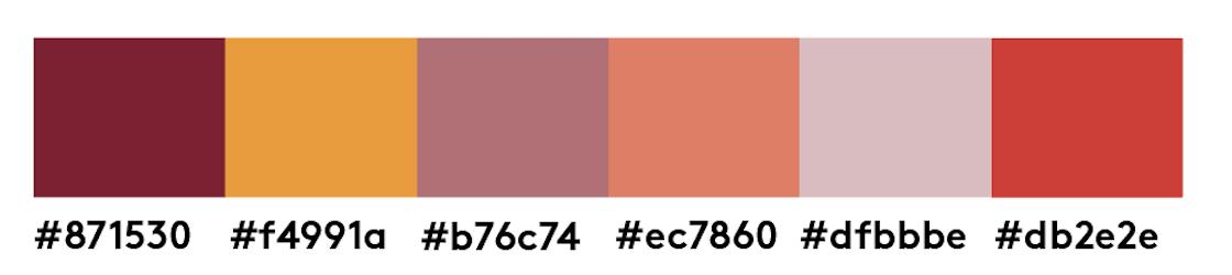 farger for grafer og diagram