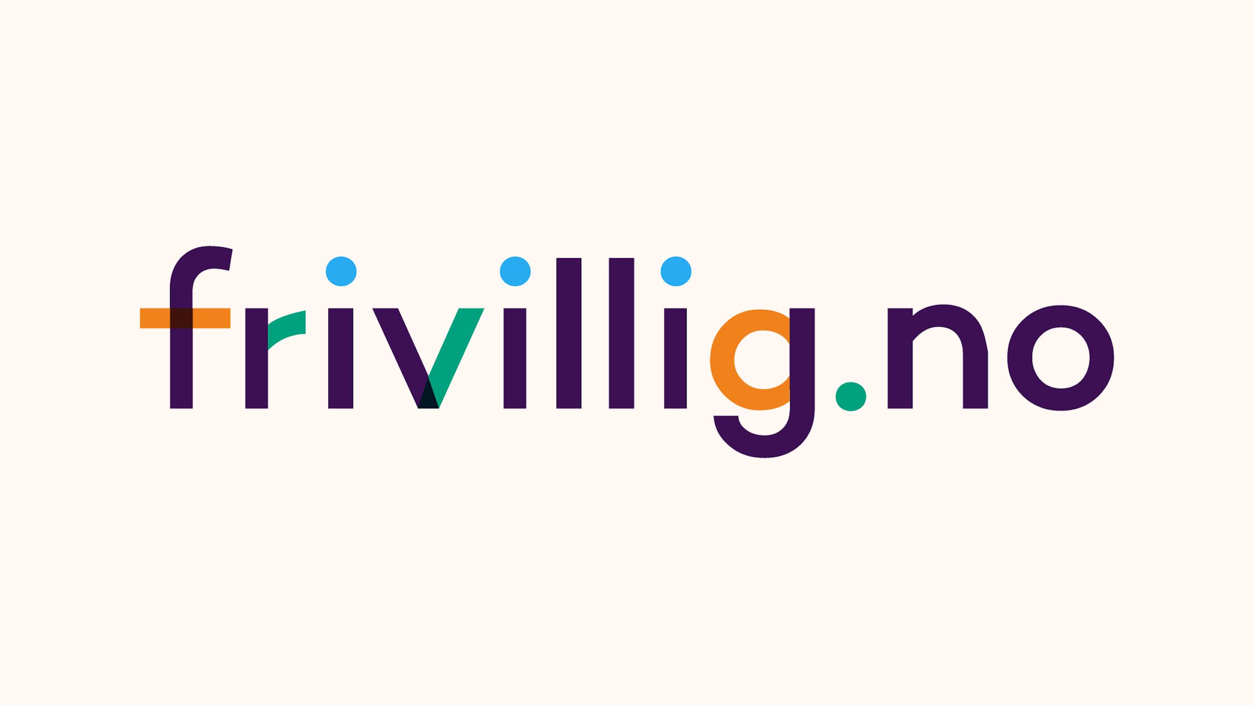 Logo til Frivillig.no