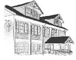Stiftelsen Frogner Menighetshus Logo