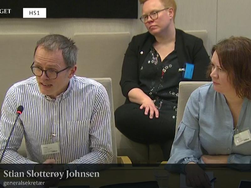 Stian Slotterøy Johnsen, Marte Skogtrø og Guri Idsø Viken