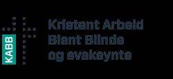 KABB - Kristent Arbeid Blant Blinde og Svaksynte Logo