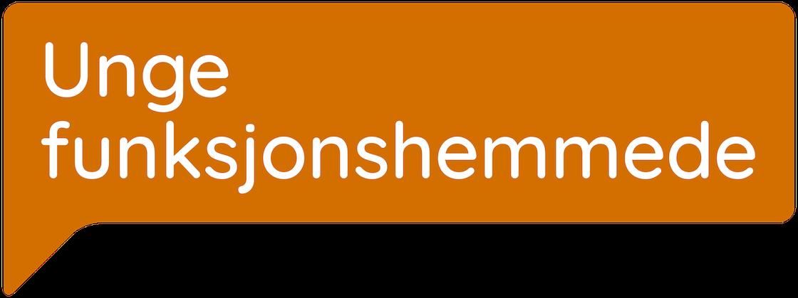 Logo til Unge Funkjonshemmede