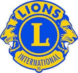 Lions Club International MD 104 logo