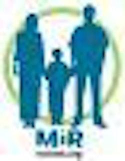 MIR - Multikulturelt Initiativ Ressursnettverk logo