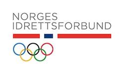 Norges Idrettsforbund og Olympiske og Paralympiske komité (NIF) Logo