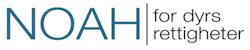 NOAH - for dyrs rettigheter logo