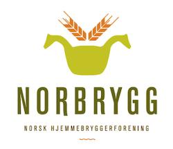 NORBRYGG – Norsk Hjemmebryggerforening logo