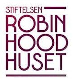 Stiftelsen Robin Hood Huset Logo